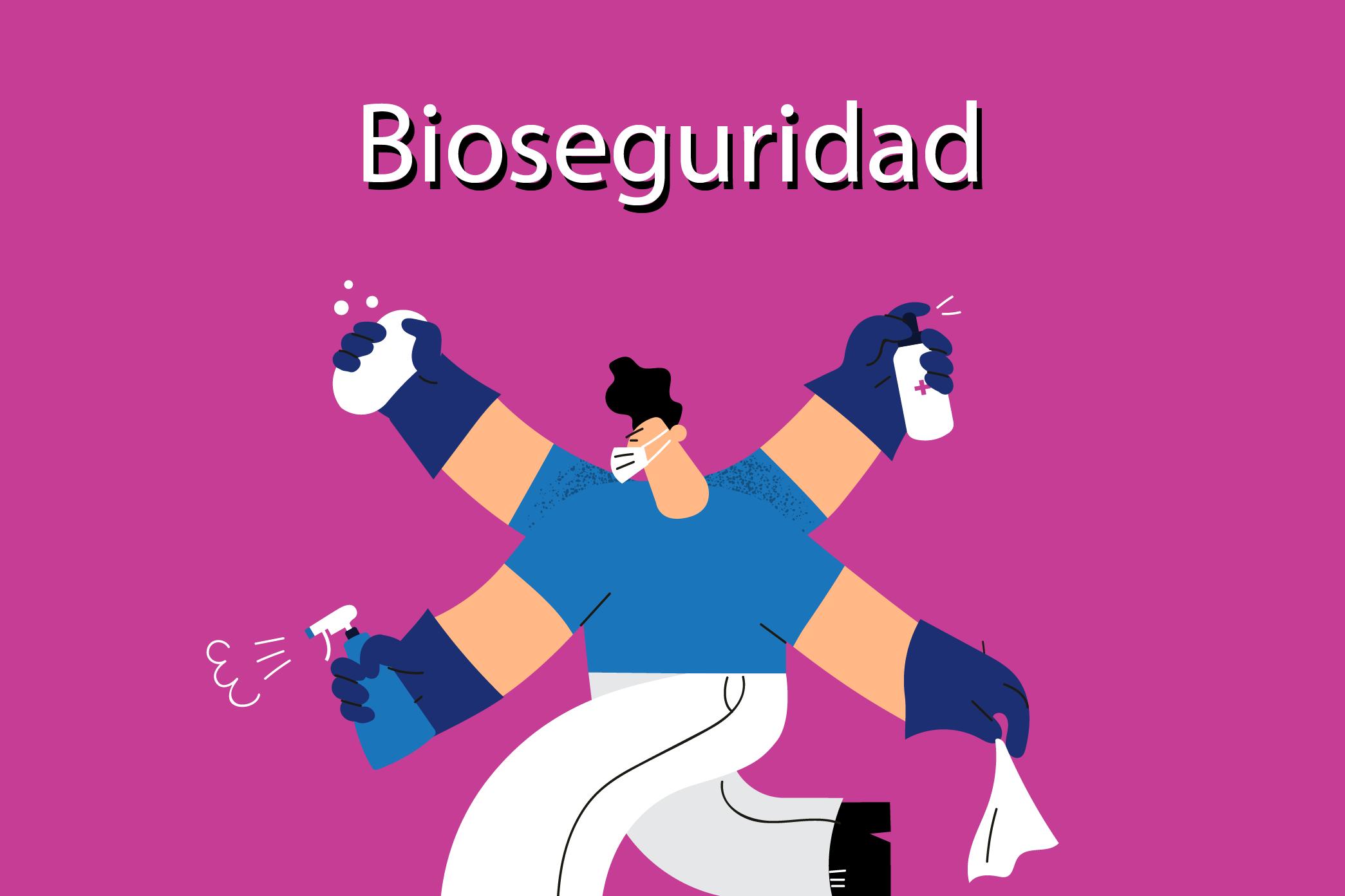 Curso Bioseguridad