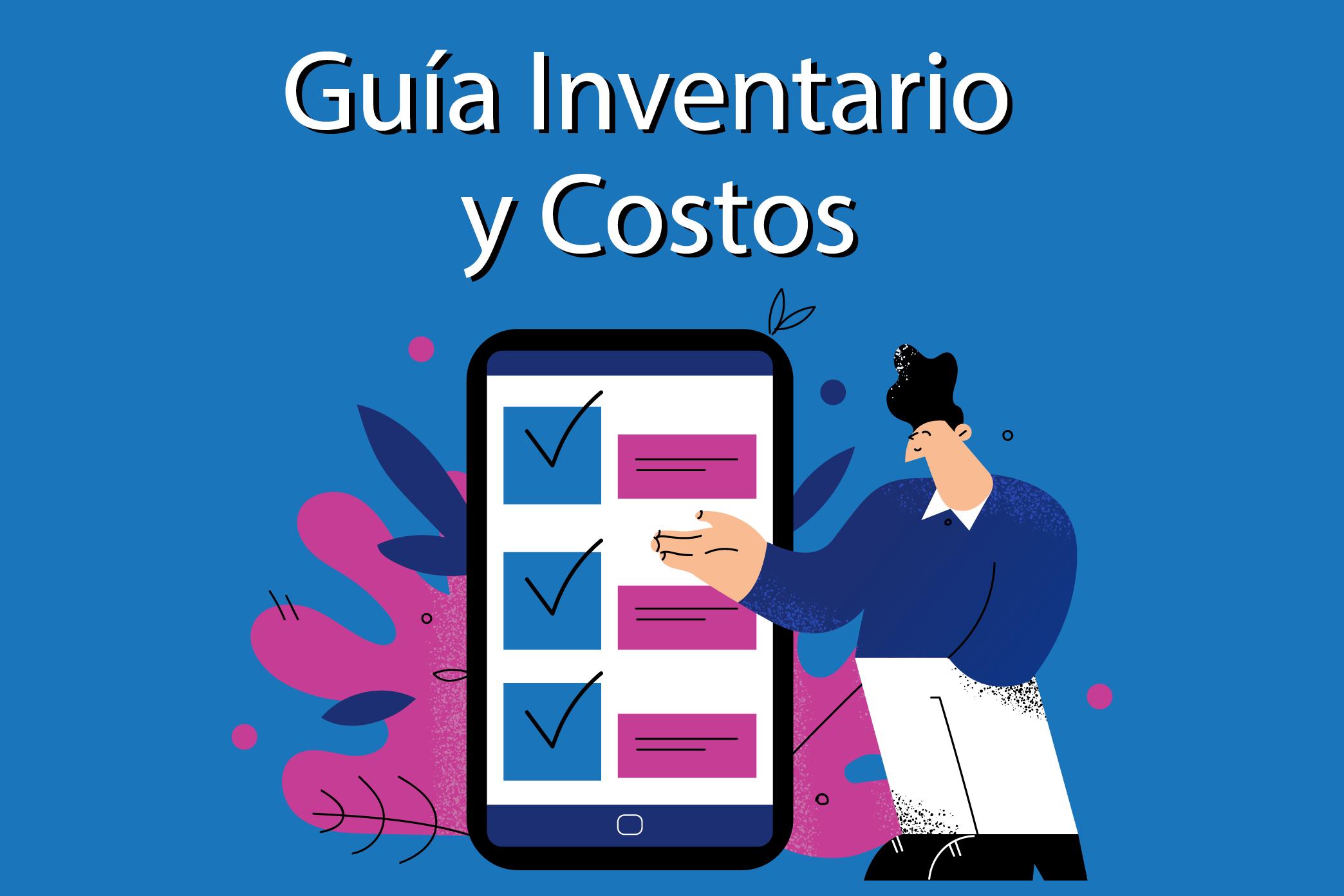 Guía Inventario y Costos